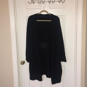 Black cardigan from TOPSHOP